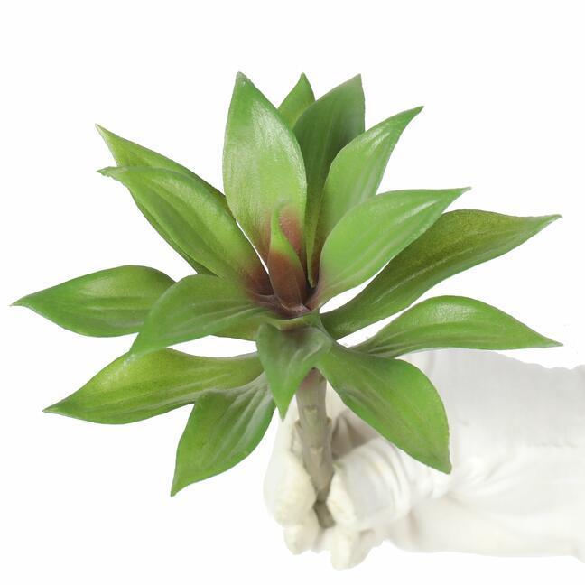 Agave mesterséges növény 16 cm