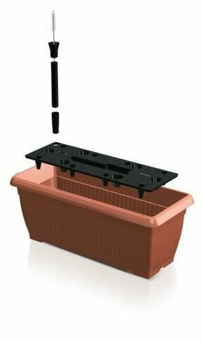 BALCONY CAN 60 cm-es doboz + öntözőrendszer