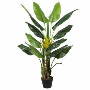 Heliconia műfa 130 cm