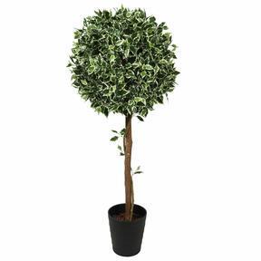 Mesterséges fa Ficus kerek 130 cm