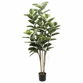 Mesterséges fügefa líra levelű 150 cm
