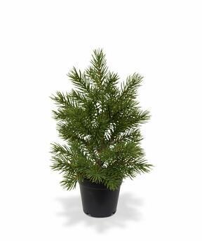 Mesterséges karácsonyfa 28 cm