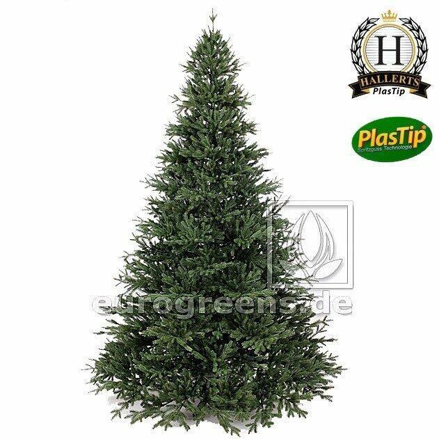 Mesterséges karácsonyfa fenyő Nobilis Oxburgh 210 cm