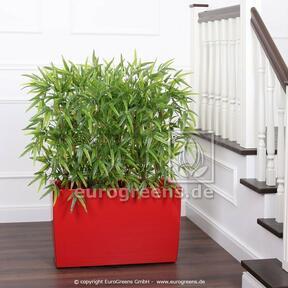 Mesterséges kerítés bambusz 120 cm