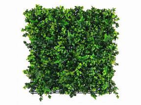 Mesterséges levélpanel Ivy - 50x50 cm