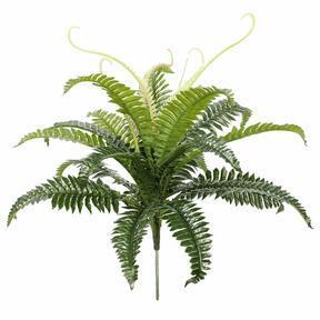 Mesterséges növény Boston páfrány 55 cm