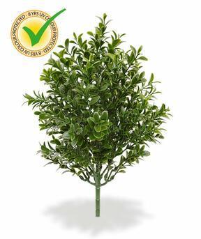 Mesterséges növény Buxus 30 cm