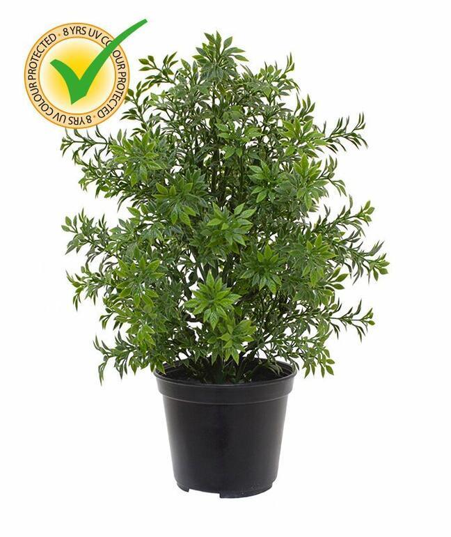 Mesterséges növény Eukaliptusz 30 cm
