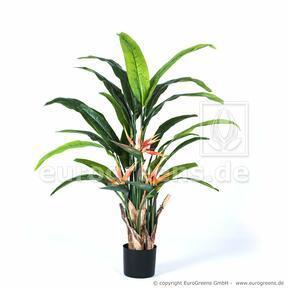Mesterséges növény Lövés virágzó 120 cm
