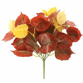 Mesterséges növény Pavinič piros 25 cm