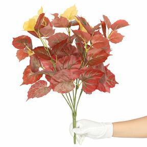 Mesterséges növény Pavinič piros 45 cm