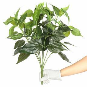 Mesterséges növény Philodendron Cordatum 45 cm