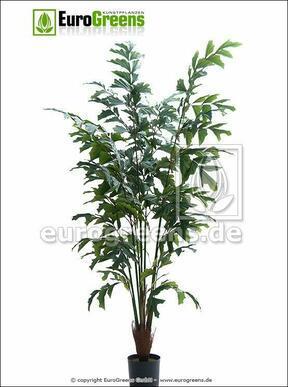 Mesterséges tenyér Caryota 170 cm