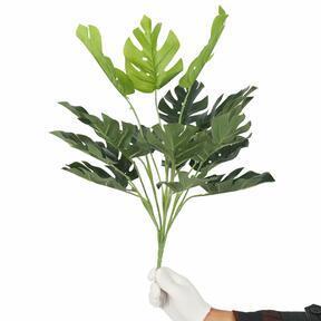 Monstera mesterséges növény 50 cm