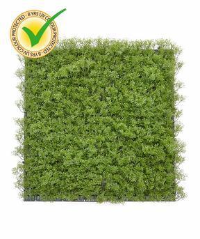 Mossmat mesterséges mohapanel - 50x50 cm