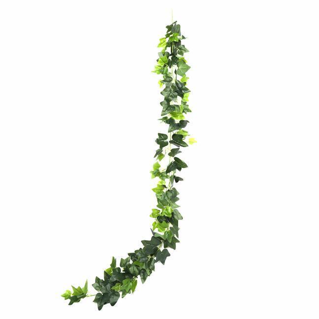Műfüzér Ivy zöld 190 cm
