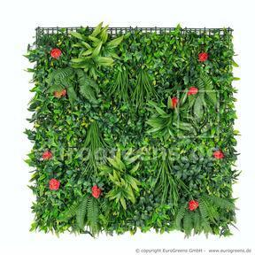 Művirág panel - 100x100cm